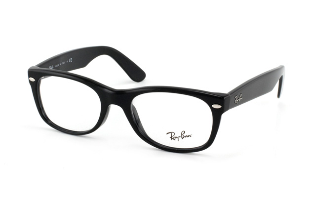 Ray-Ban New Wayfarer RX 5184 2000 Nerd Brille